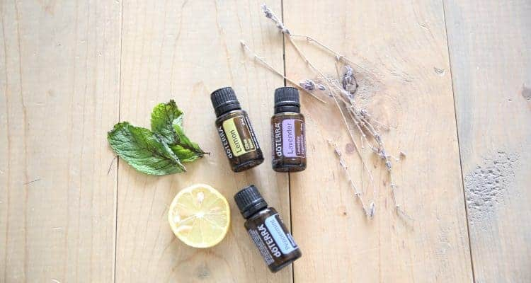 Essential Oils for Seasonal Threats