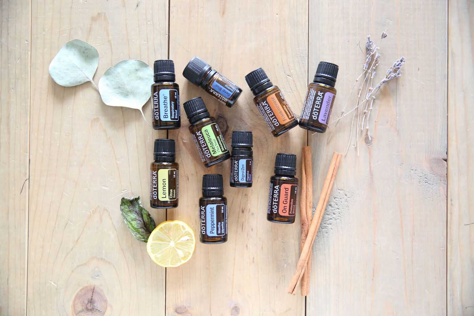 Learn which oils we use in our home to keep us healthy and to create a toxic free home.