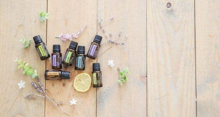 Essential oils for Stress and Anxious Feelings