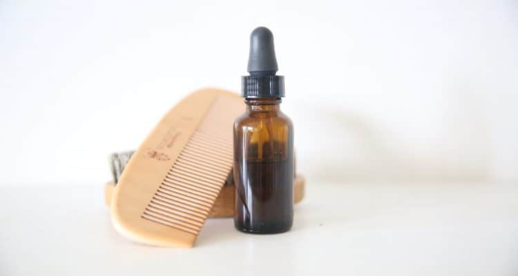 Lemon Cedar Beard Oil | Essential Oils for Men