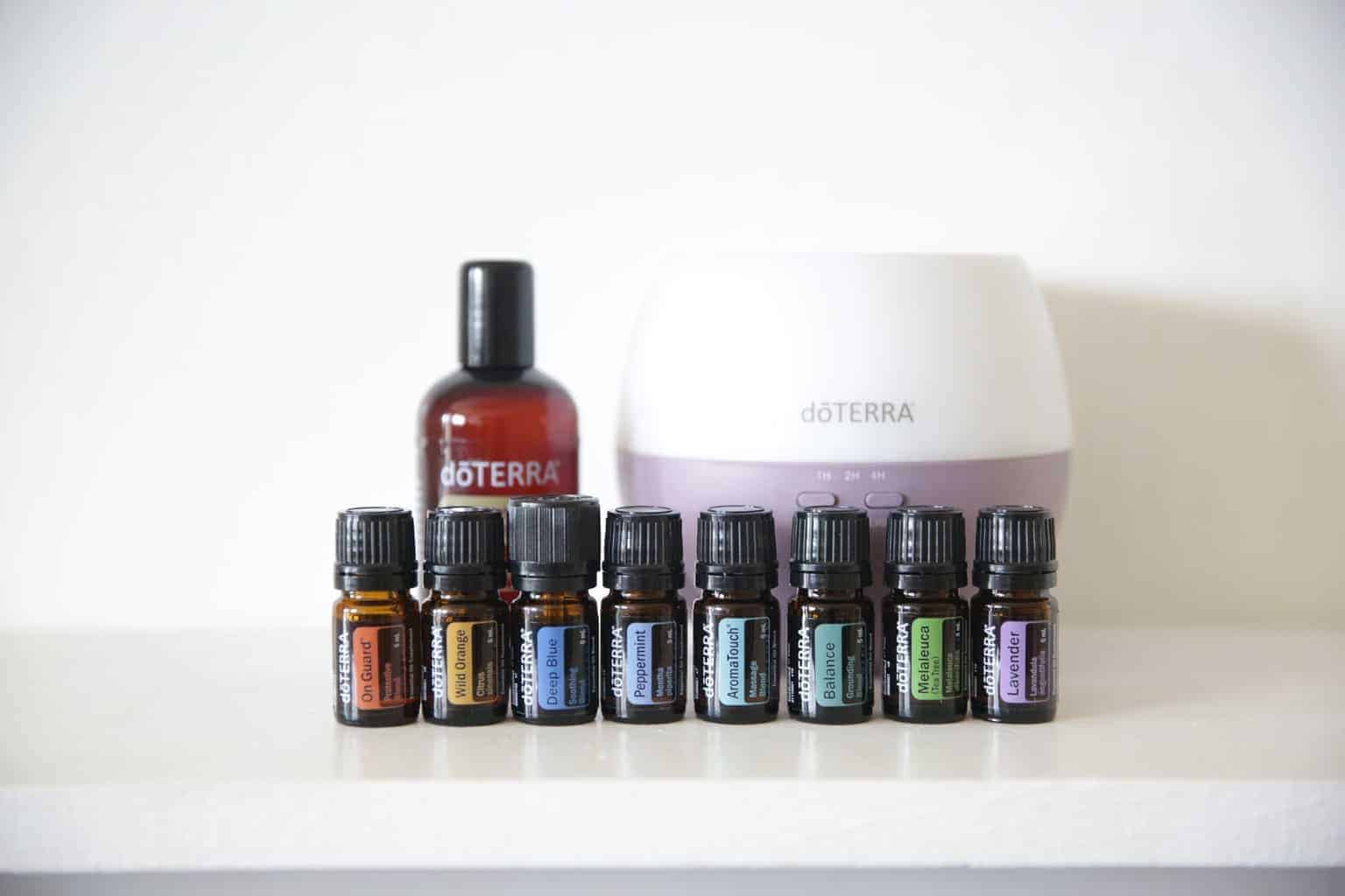 Best enrollment kits to start doTERRA essential oils
