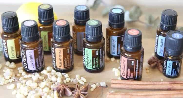 My Favorite Essential Oil Blends using DoTERRA's Top Ten Oils | Best Roller Bottle Recipes