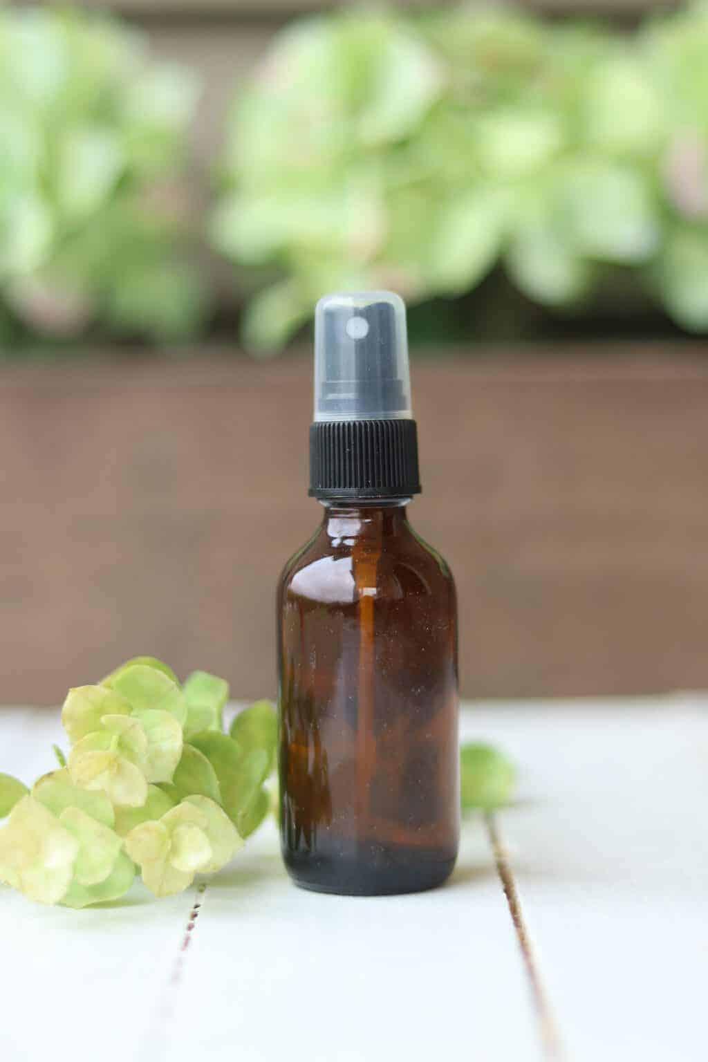 ... essential oil spray bottle