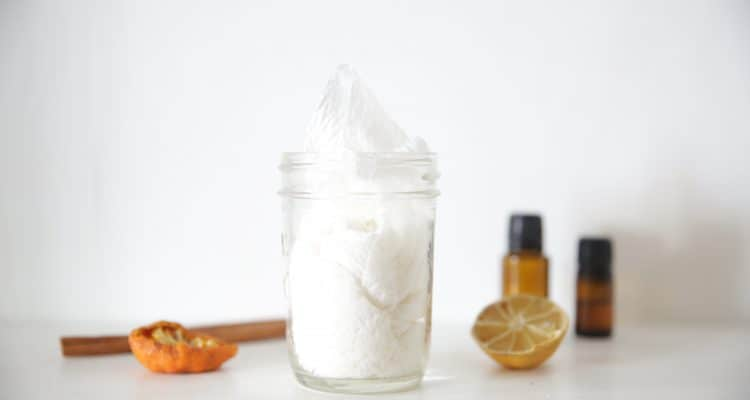 Homemade All Natural Cleaning Wipes