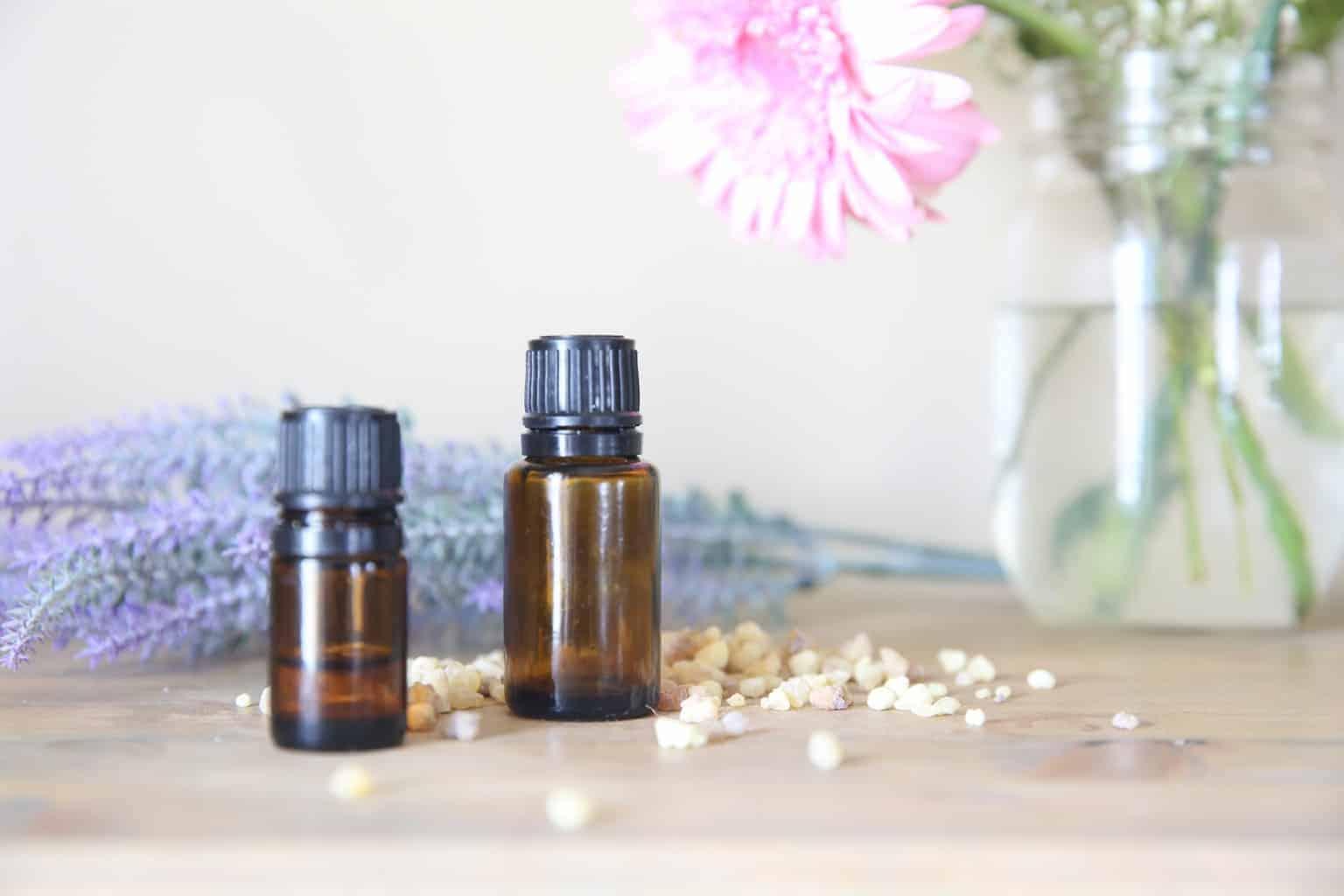 Essential Oils for Postpartum 2