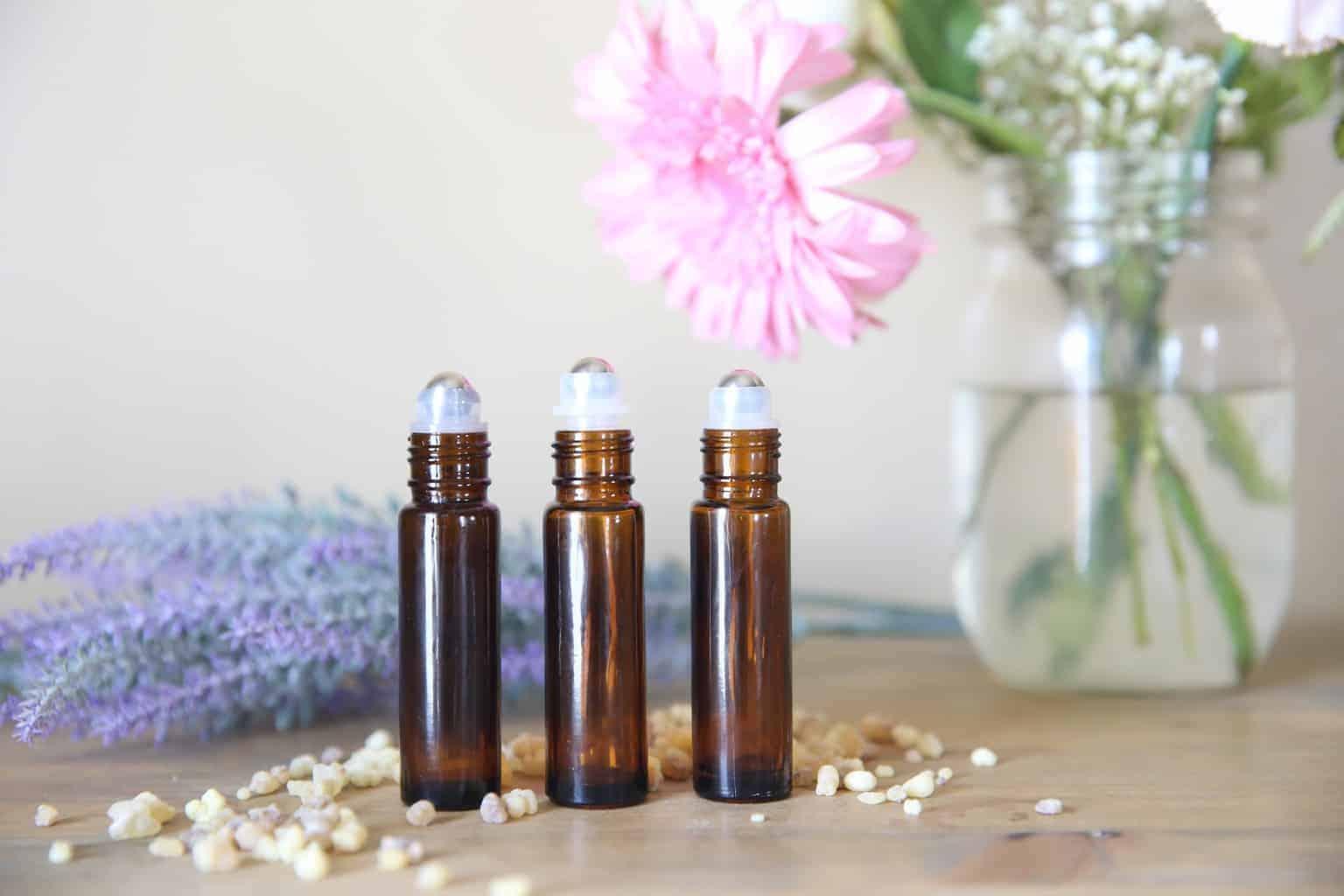 Essential Oils for Postpartum 4