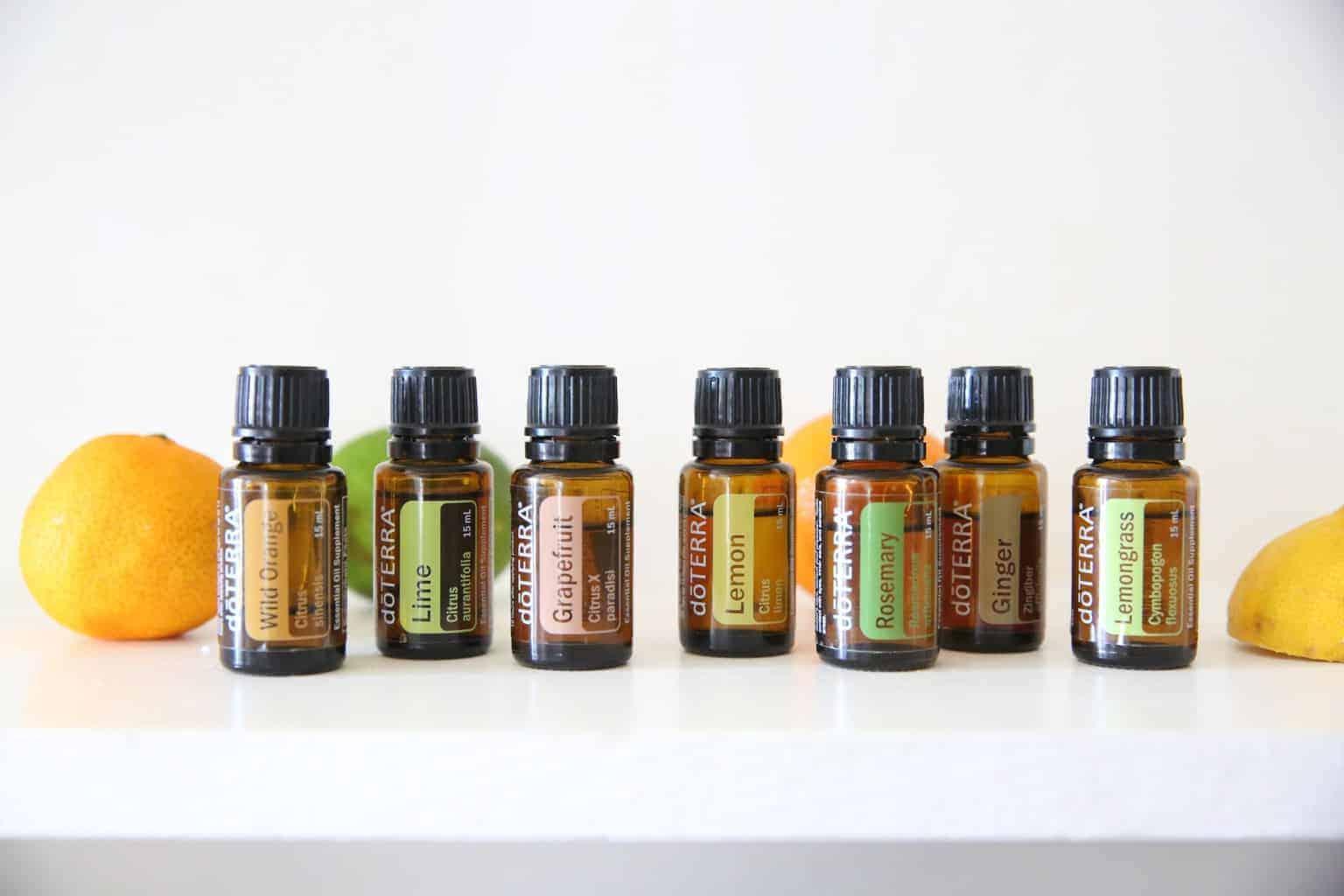 Essential Oils for Postpartum 3