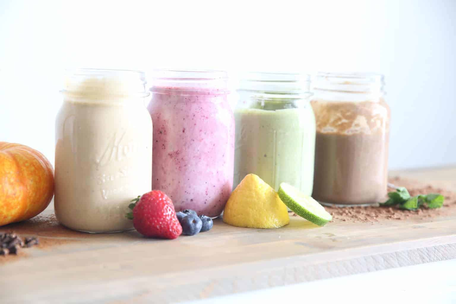 5 Healthy Smoothies with Essential Oils2