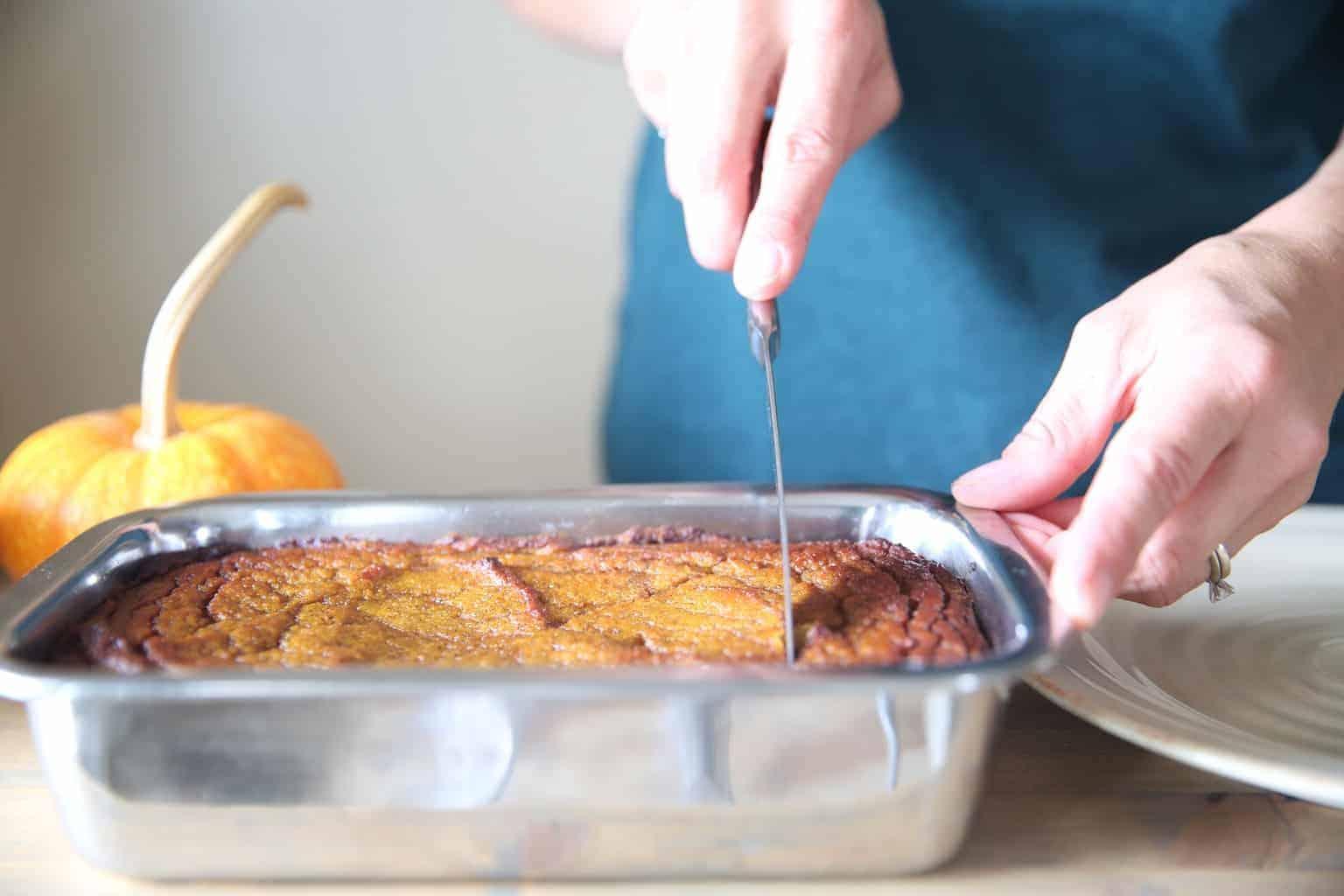 Paleo Pumpkin Bread - Our Oily House