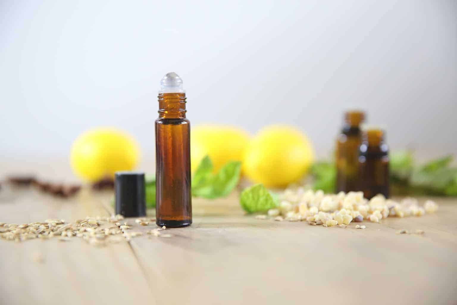 Essential Oils for Little Tummies 1