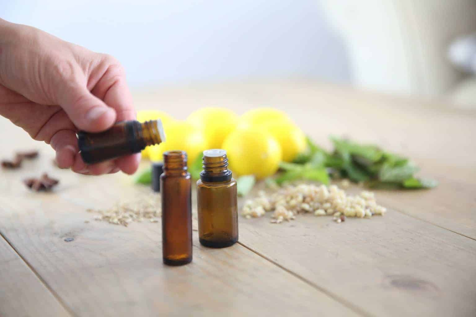 Essential Oils for Little Tummies 2