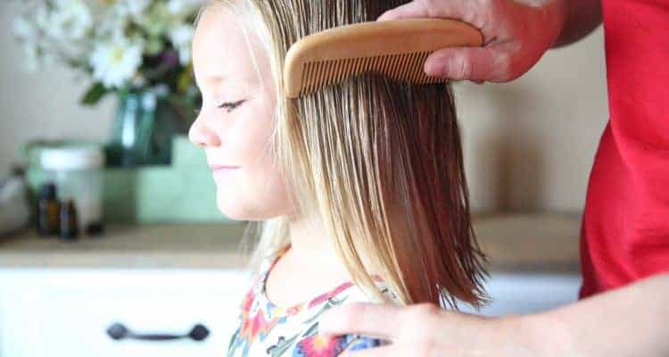DIY Hair Detangler Spray