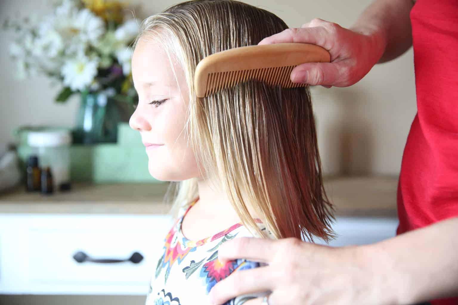 DIY Hair Detangler Spray - Our Oily House