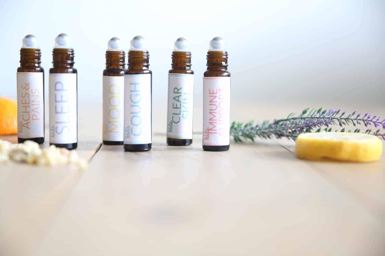 top 6 roller bottles for kids essential oils for kids roller bottle recipes how to use essential oils diluting essential oils for kids