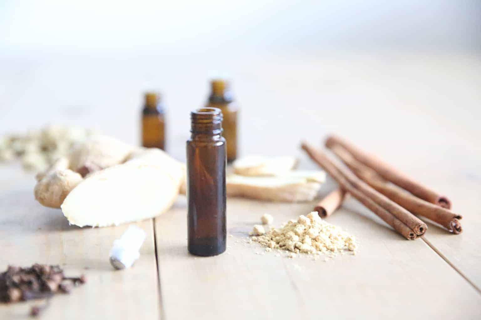 ginger essential oil highlight roller bottles diffuser blends natural remedies home solutions diy healthy kids fall roller bottles