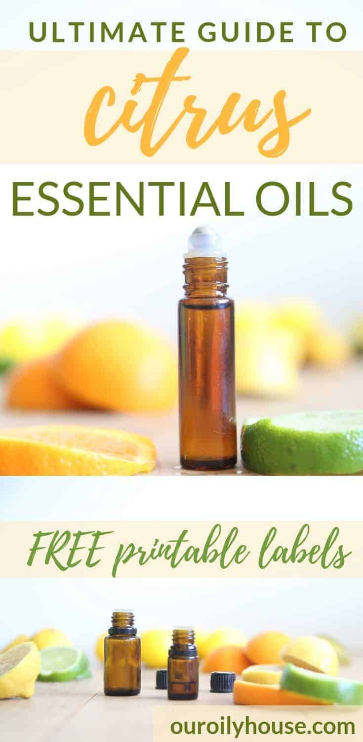 ULTIMATE GUIDE CITURS ESSENTIAL OIL PIN