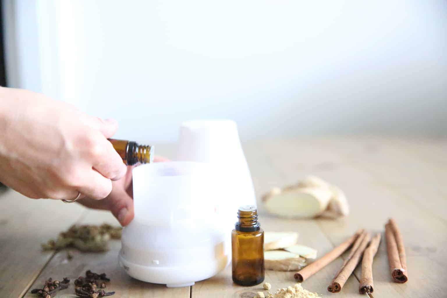 ginger essential oil highlight diffuser blends fall diffuser blends immune support roller bottles diy
