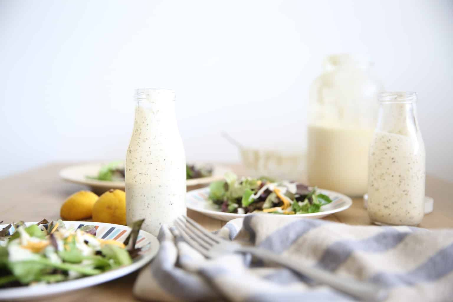 homemade healthy ranch dressing diy healthy recipes lemon essential oil cooking with essential oils homemade dressing paleo whole 30