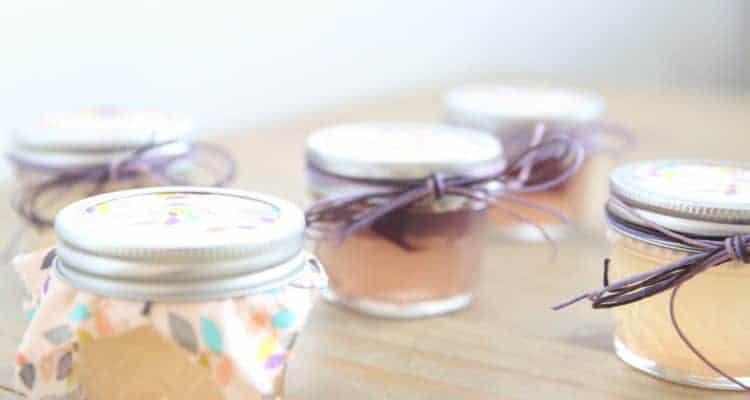 Homemade Gel Air Freshener | Simple DIY Gift Idea