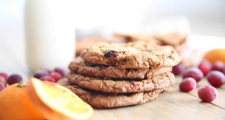 paleo orange cranberry cookies paleo recipes diy recipes natural remedies our oily house healthy eating healthy lifestyle natural food cooking with essential oils