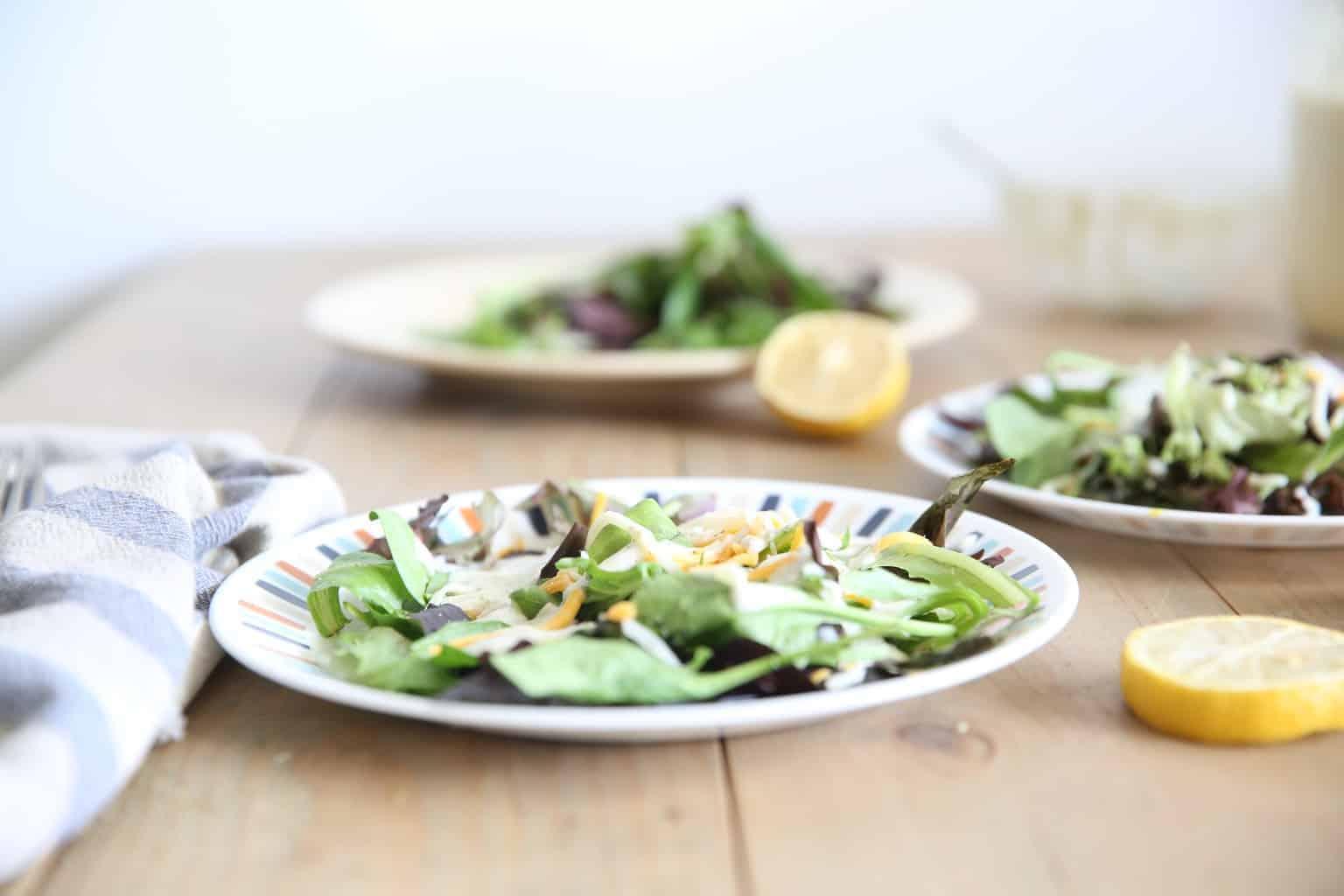 homemade healthy ranch dressing diy lemon essential oil paleo whole 30 healthy recipes