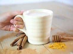 how to make golden milk diy recipes turmeric essential oil our oily house golden milk recipe taking essential oils internally natural remedies home health body paleo winter drinks hot drinks healthy lifestyle