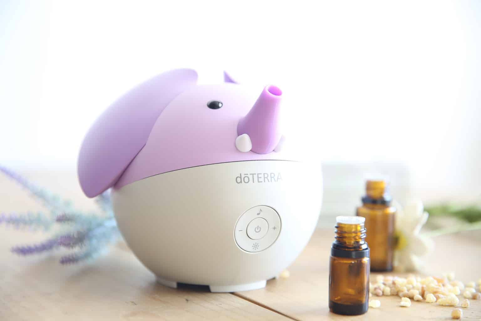 Learn how to use essential oil safety for kids and the best essential oil diffuser blends for children.