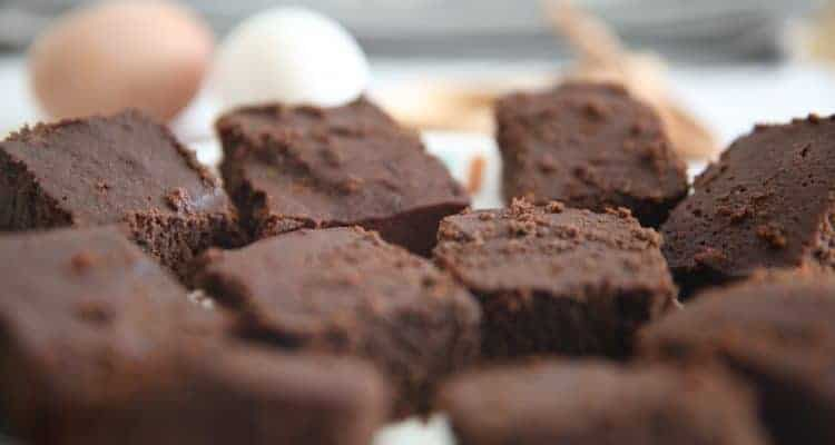 Peppermint Paleo Brownies