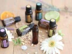 Learn how to manage stress and anxiety naturally by using essential oils.