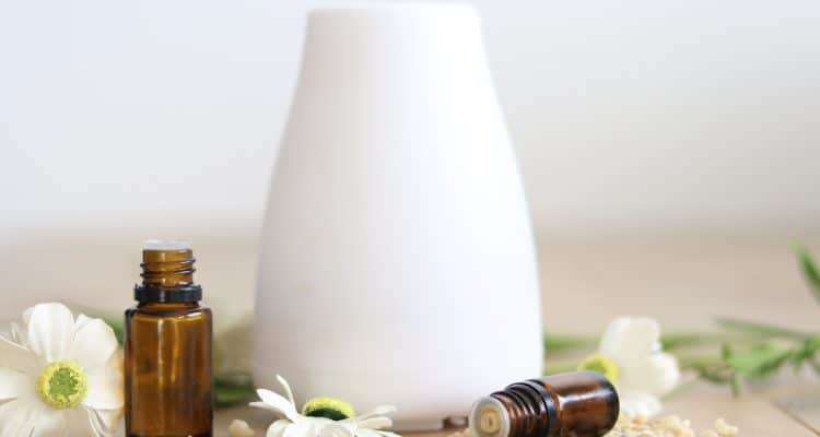 5 Essential Oil Diffuser Blends for Mood Support
