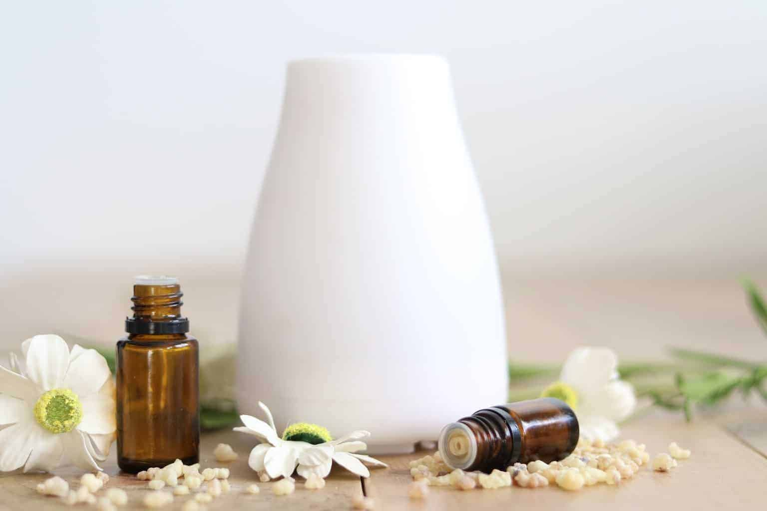 Learn how to use essential oils to change your mood and promote positive feelings.
