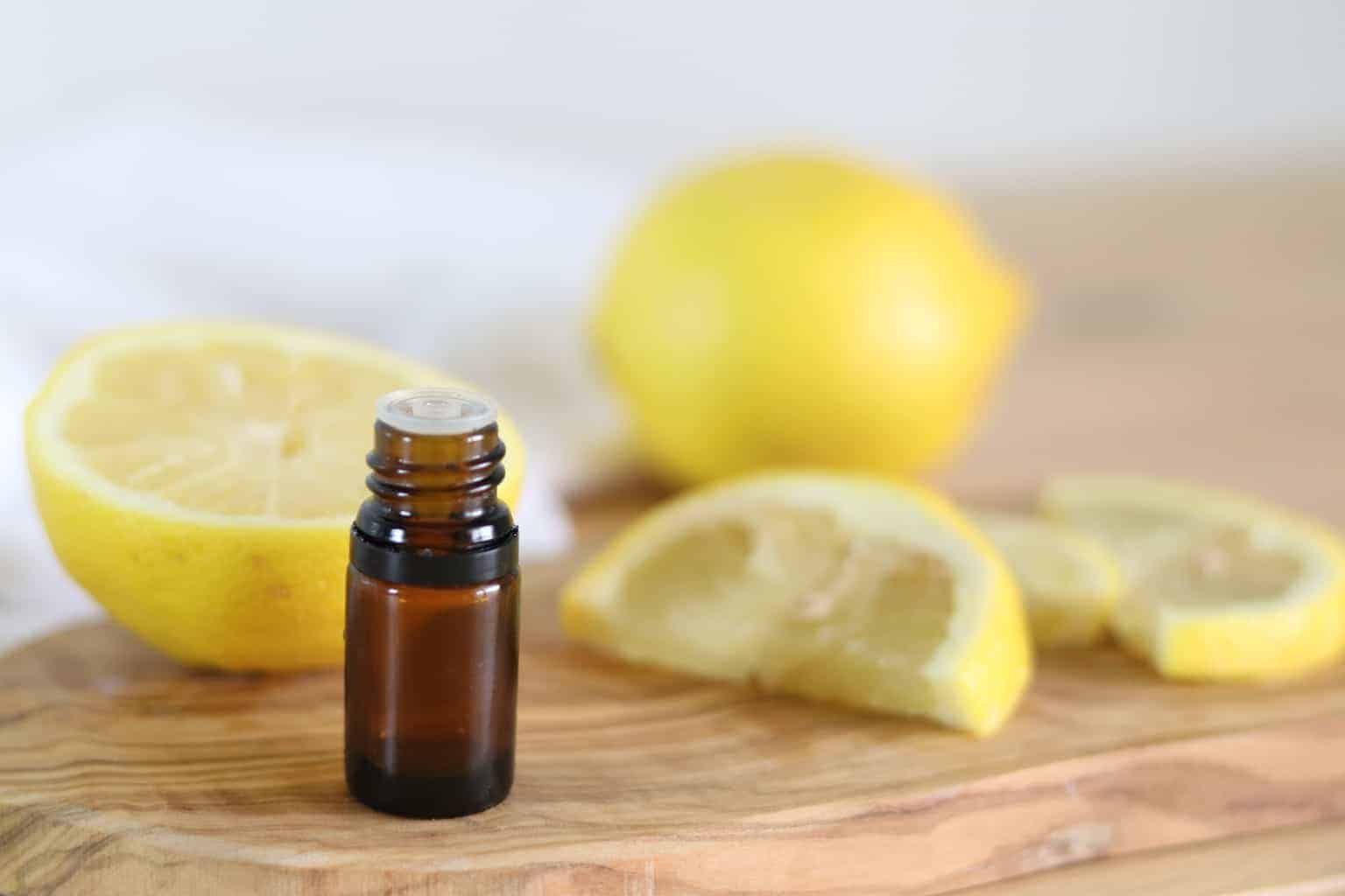 Lemon essential oil cane used for cooking, cleaning, immune support, and so much mire. Follow along for essential oil roller bottle recipes and diffuser blends.